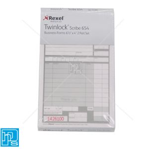 twinlock scribe 2 part set