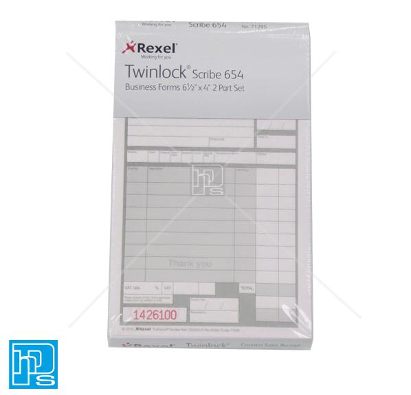twinlock scribe 2 part set