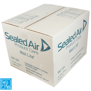 Sealed Air Mail Lite White Bubble Lined Bags