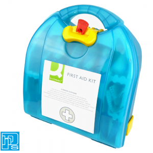QConnect 10 person First Aid Kit