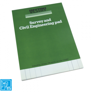 Vestry Survey and Civil Engineering Pad CV5067