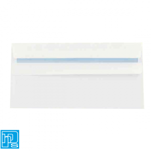 DL Peel and Seal 100gsm Envelope Plain White
