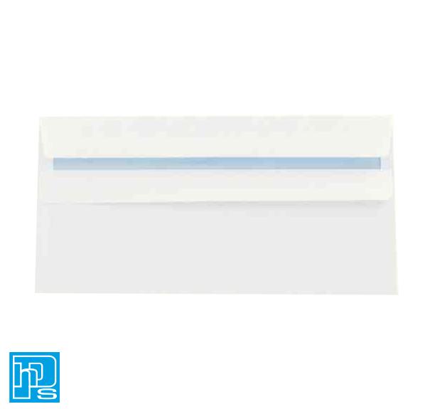 DL Peel and Seal 100gsm Envelope Plain White