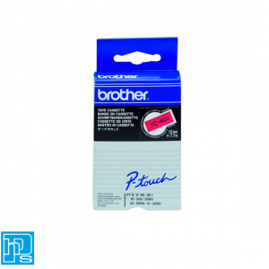 Brother Tape Cassette TC-401 12mm x 7.7m