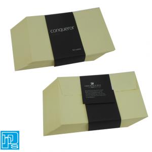 Conqueror C6 Vellum Laid Superseal Wallet Envelope