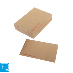 Q-Connect Board Back Envelope 238 x 163mm 115gsm Peel and Seal Manilla KF3518