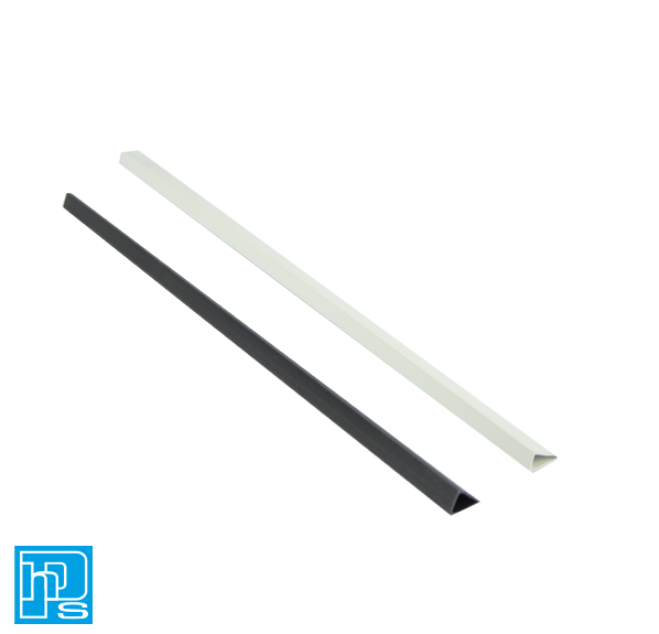White or black spine binders 6mm
