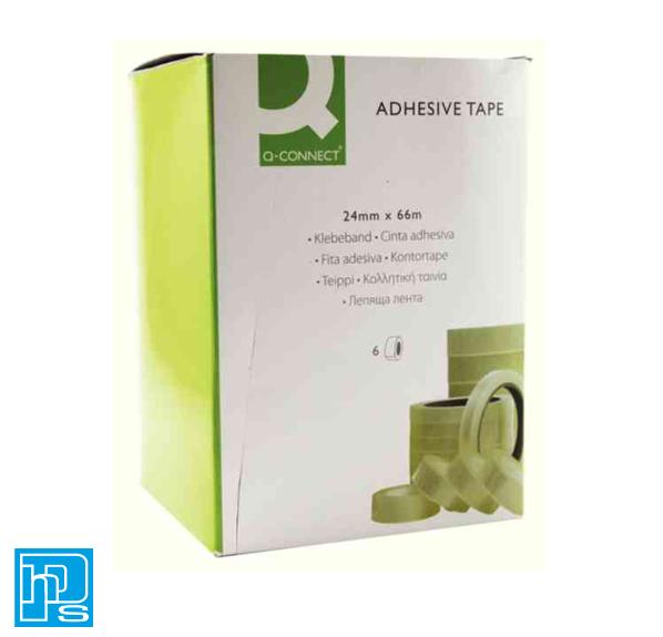 Easy Tear Polypropylene Tape 24mm X 66m- KF27017