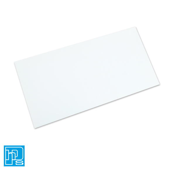 Zeta hammer DL Envelope white