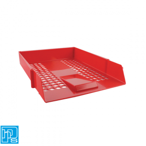 Letter Tray Red Q-Connect KF1005