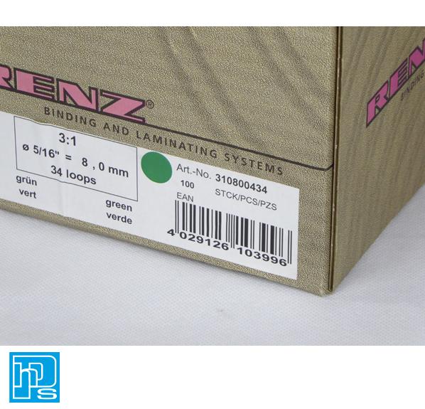Renz-8mm-box-large-green