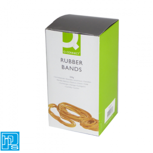 Q-Connect Assorted Rubber Bands
