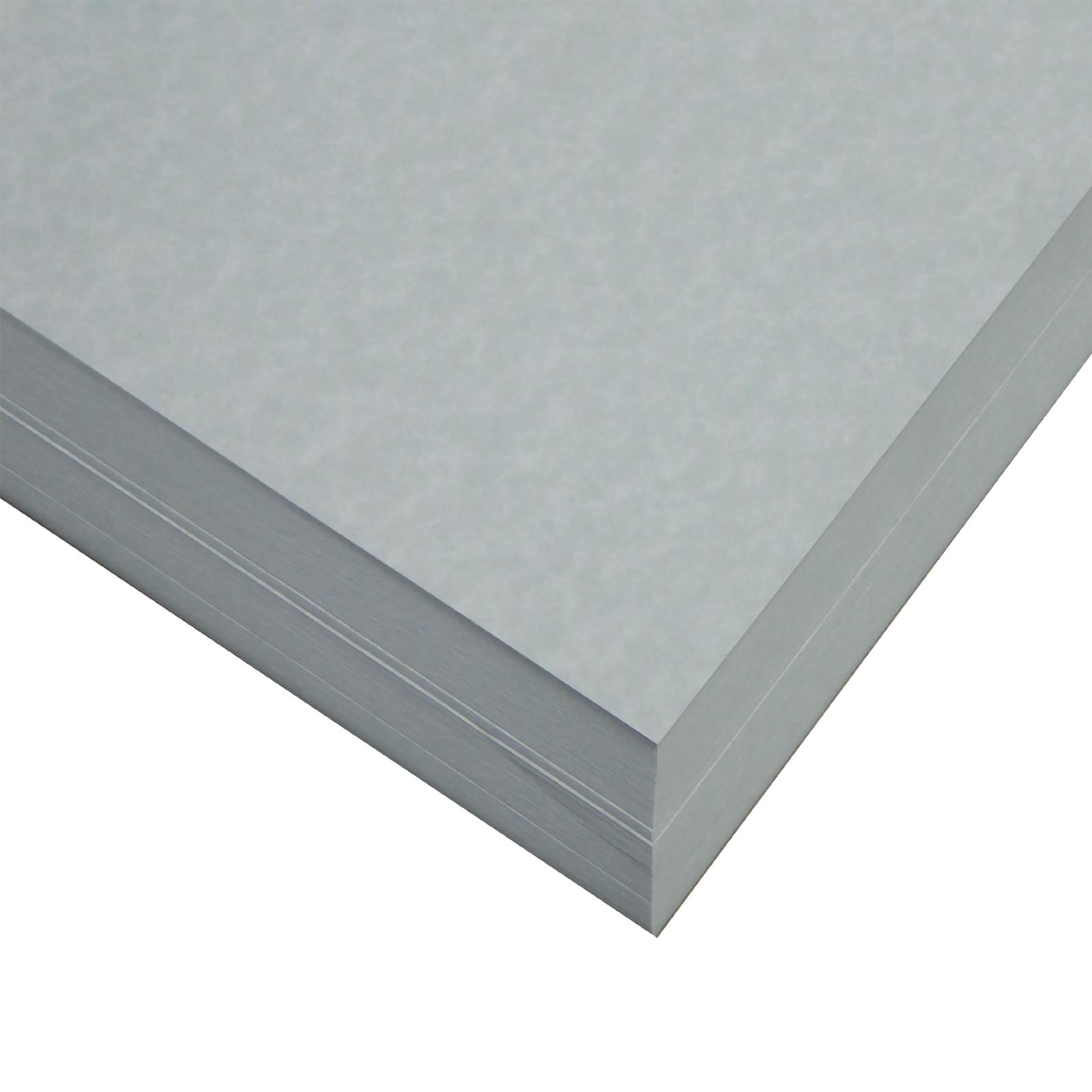 25//50 sheets Conqueror Light Blue Laid A4 250gsm Card